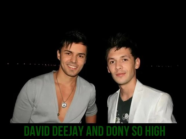 david deejay feat dony - temptation mp3