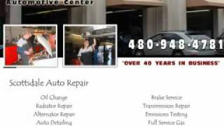 Auto Repair Phoenix And Scottsdale Arizona