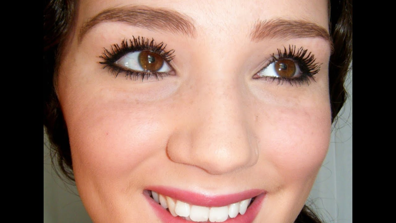 How To Apply Mascara Amp Get Huge Lashes Without Falsies