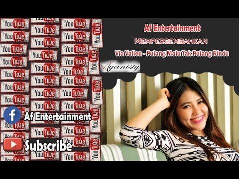 Via Vallen - Pulang Malu Tak Pulang Rindu (Official Music Video)