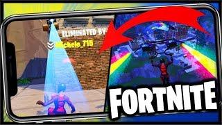 FORTNITE MOBILE TROLLED ME HARD!! | Fortnite: Battle Royale Mobile Gameplay