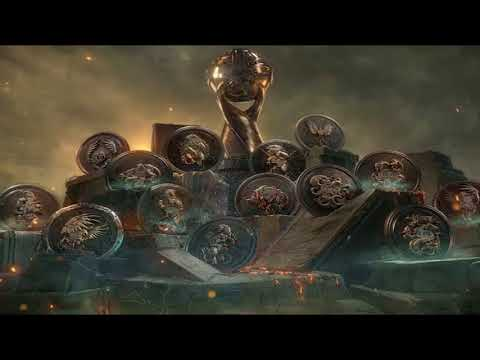 MSI 2018 Login Screen Animation Theme Intro Music Song【1 HOUR】
