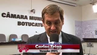Feliz Natal do vereador Carlos Trigo