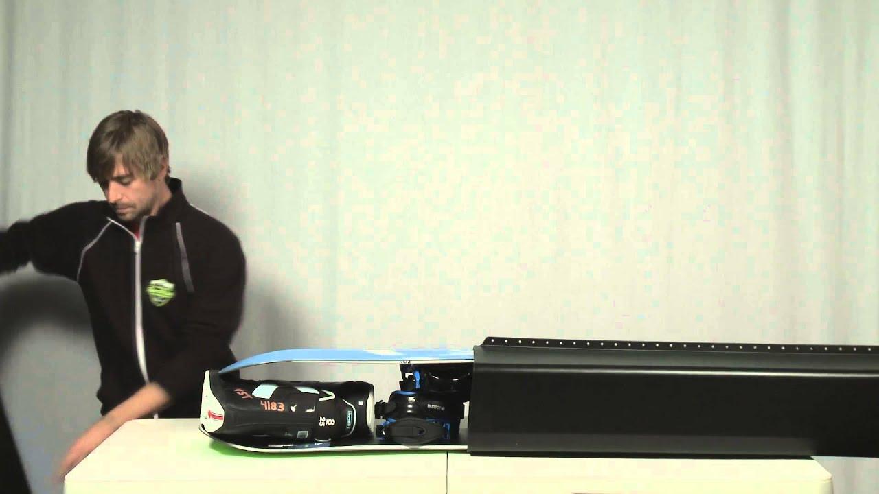 98804b251068 Sportube Series 3 Snowboards Loading Instructional Video. Sportube Hard  Travel Cases