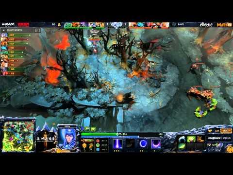 BG vs Rave - DAC 2015 - LB - SF - G2