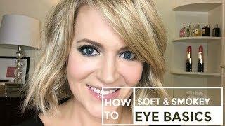 How To: Soft & Smokey Eye Tutorial