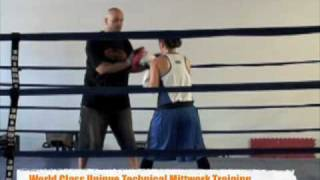 coach rick sweet science in motion art of mayweather style boxing mittwork fitness sports