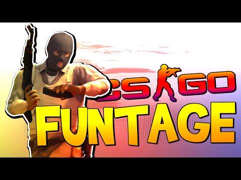 CS:GO FUNTAGE!