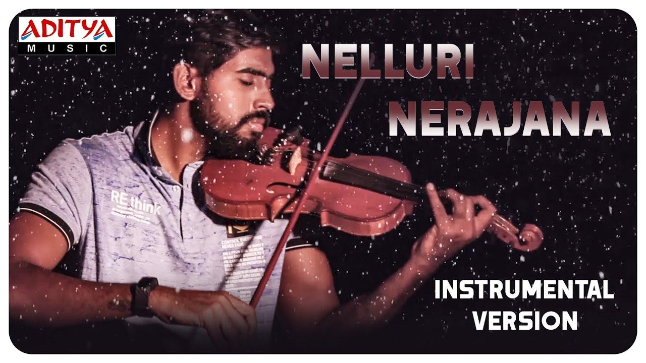nelluri-nerajana-song-instrumental-version-by-gautam-raj