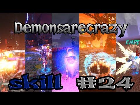 DemonsAreCrazy   Skill # 24