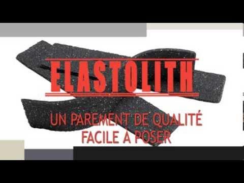 Elastolith : Plaquettes De Parement Souples - Youtube