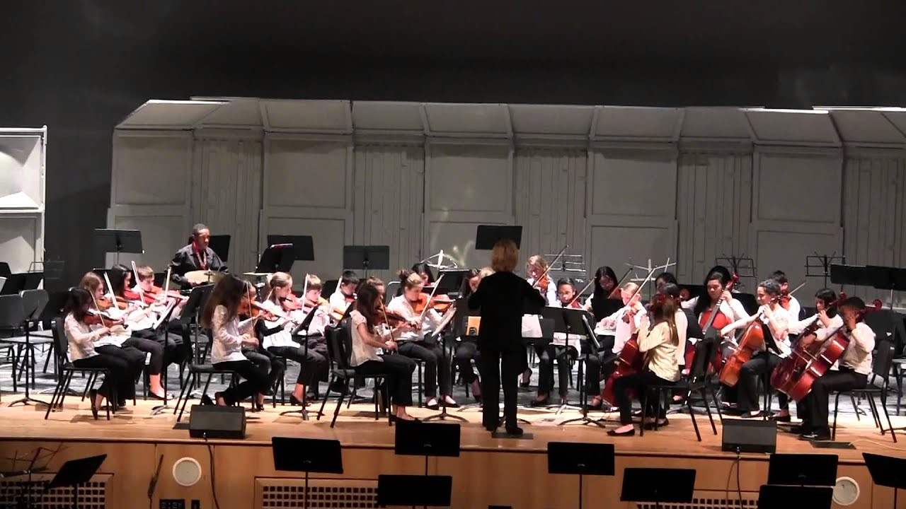 Grade 6 Strings: Hey Fiddle Fiddle, Land of a Thousand Dances