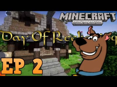 2 Minecraft Xbox 360 Day Of Reckoning Scooby Doo Youtube
