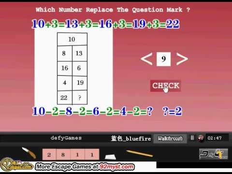 Divan puzzle room escape video walkthrough youtube for Divan crossword