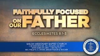 Sunday Sermon 11.8