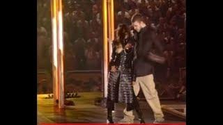 Superbowl Halftime Show 2004 - Nip Slip controversy | Janet Jackson Justin Timberlake