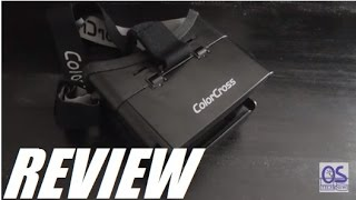 REVIEW: ColorCross VR 3D Virtual Reality Headset [Android]