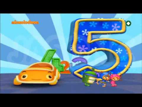 Team Umizoomi Νέα επεισόδια [Nickelodeon Greece]