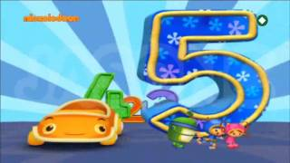 Team Umizoomi Νέα επεισόδια [Nickelodeon Greece]