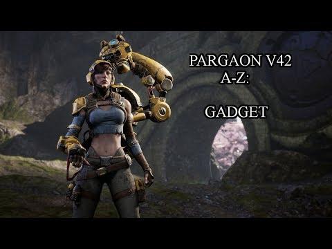 PARAGON v42 A-Z: Gadget - How Do Say Thaumaturge