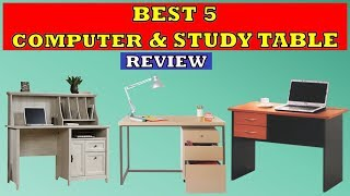 Best 5 Computer & Study Table in india - Review with Price List