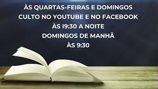 Live 20/04/2020 (Rev. Marcelo e Marquinhos)