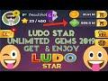 Ludo star  Unlimited  Gems 2019|| Ludo star 9999.9M Gems 2019