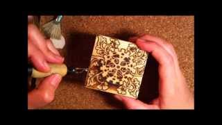 Tiny Trinket Box With Steampunk Theme