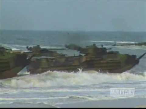 USMC MEU Amphibious Landing Exercise