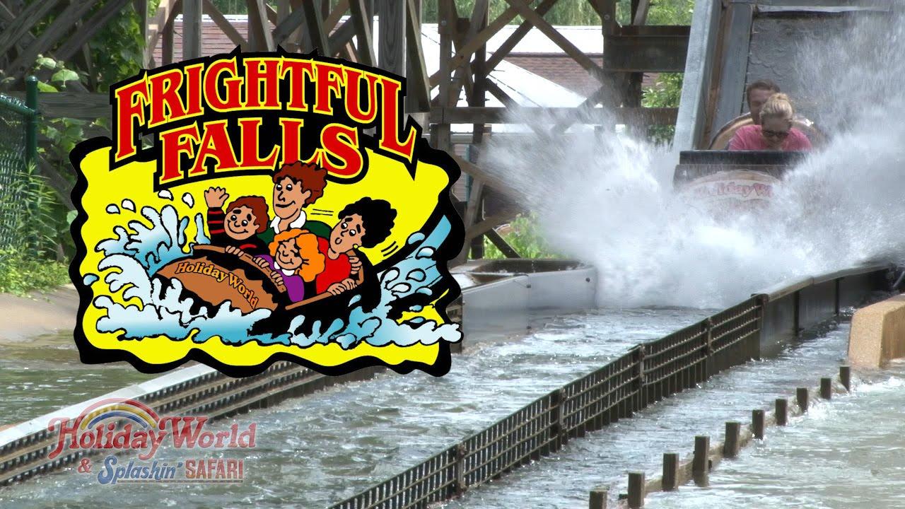 Frightful falls at holiday world youtube frightful falls at holiday world gumiabroncs Image collections