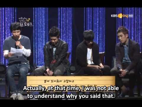 [English Subbed] Tablo Interview (111115) [3/3]
