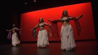 coreo 9  Aladino, Maisha y fin de gala