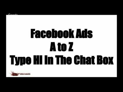 Facebook Ads A To Z
