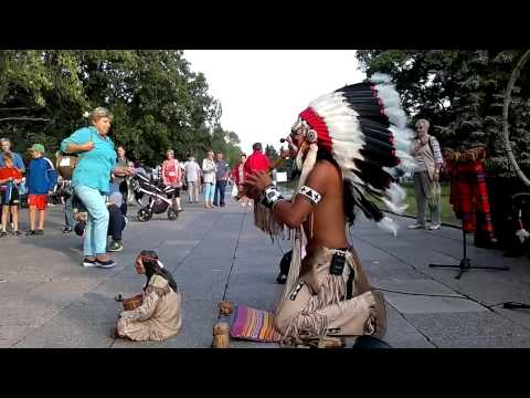 El Condor Pasa the best natural version with flute live [En VIVO]
