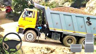 Truck Simulator Transport Driver 3D - Europe Truck - Heavy Truck Driver Transport Cargo 3D - Android screenshot 2