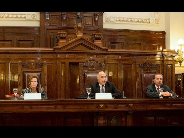 La Corte realizó una audiencia pública en una causa por despido