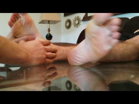 Male Foot Fetish Video 76