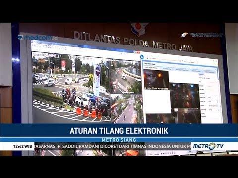Tilang Elektronik Mulai Berlaku di Jakarta, Simak Aturannya Mp3