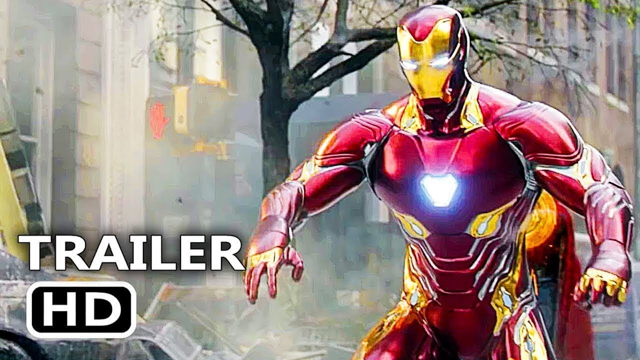 """Download AVENGERS INFINITY WAR """"Iron Man Fights Doctor Strange"""" Ad (2018) Quicken Loans TV Commercial HD"""