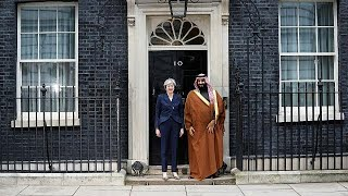 A brit miniszterelnökkel üzletel Szaúd-Arábia