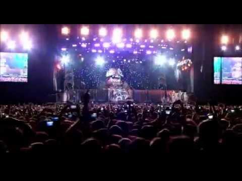 Iron Maiden - En Vivo! HD full live