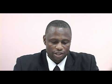 St. Kitts & Nevis Post-Cabinet Briefing by Nigel Carty (Augu