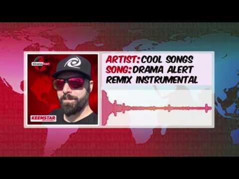 Drama Alert Remix Instrumental