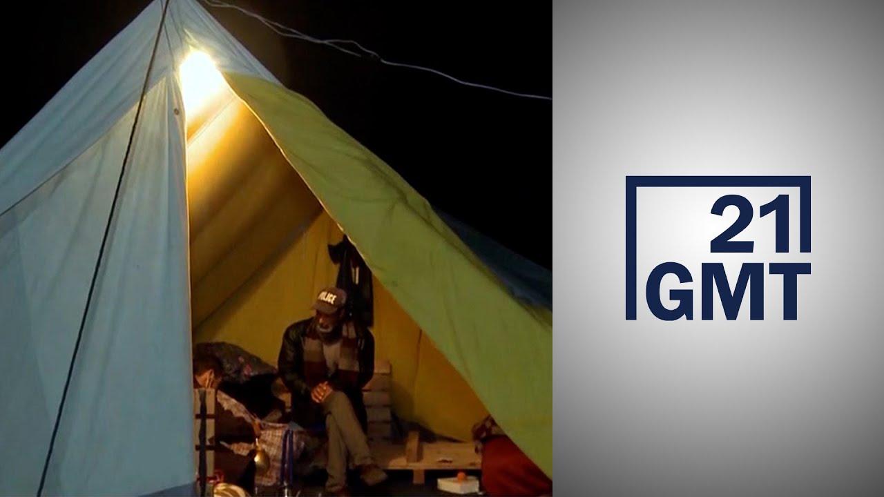 مبادرة إنسانية لإيواء المشردين في المغرب من برد الشتاء  - 06:57-2021 / 1 / 24