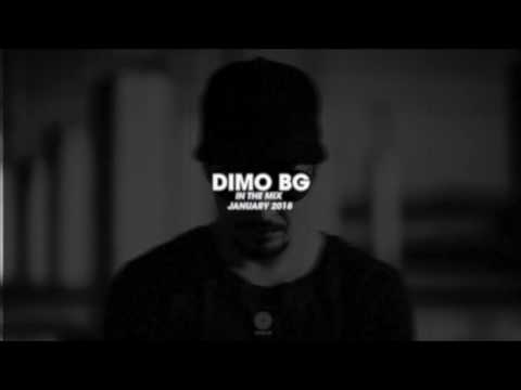 DiMO BG - IN THE MIX PODCAST - JANUARY 2018