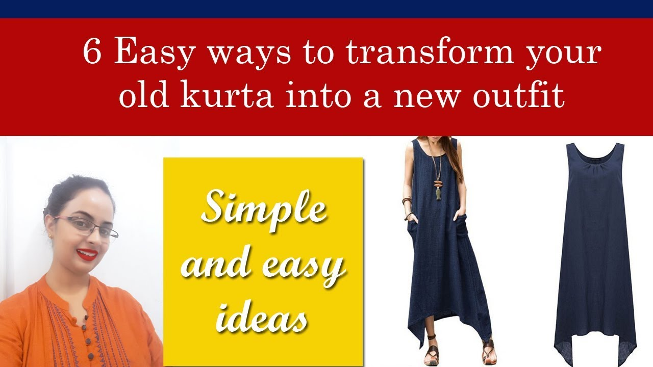 f72ca8460a7 Turn your kurta into a new outfit