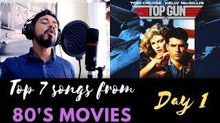 Kenny Loggins - Danger Zone (Top Gun Soundtrack) | Live Vocal Cover (Day 1)