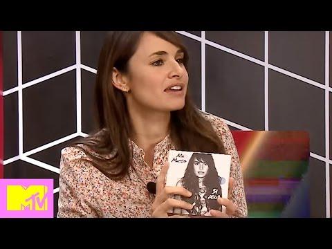 Mia Maestro en MTV Hits