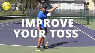 Improve Your Toss For More Balance