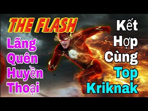 The Flash Mùa 16 đi mid kết hợp TOP Kriknak đi rừng - Cách chơi lên đồ trang bị bảng ngọc phù hiệu